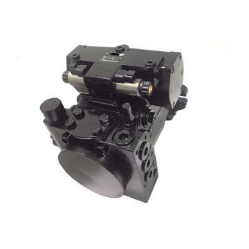 Rexroth A10vo71 Hydraulic Piston Pump with Gear Pump