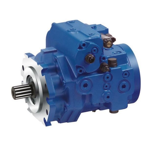 Vickers Pvh Series Piston Pump #1 image